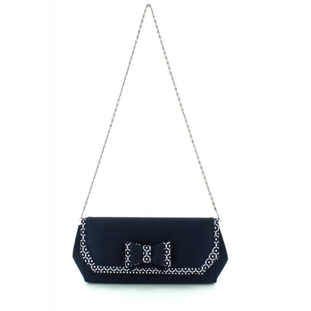 Ruby Shoo Brighton Ivy 50075-70 Blue matching handbag