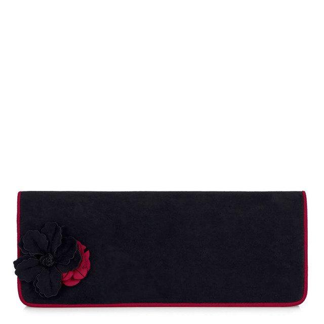 Ruby Shoo Budapest Samir 50067-30 Black matching handbag