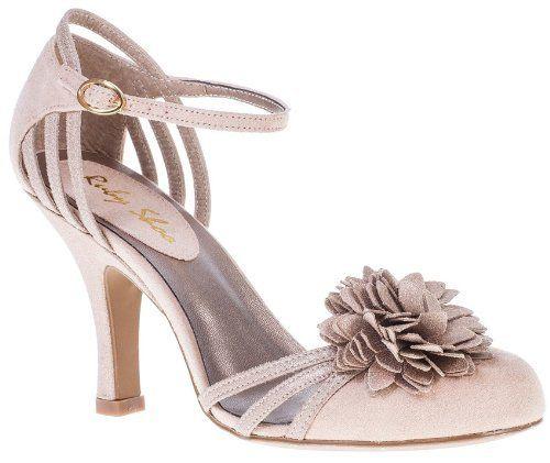 Ruby Shoo Kate 0853-82 Champagne beige high-heeled shoes