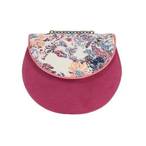 Ruby Shoo Tokyo Willow 5002-66 Pink multi matching handbag