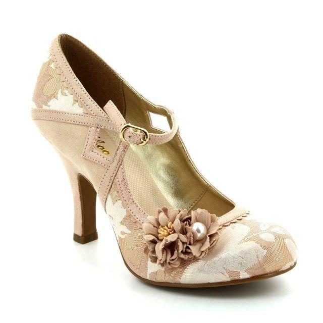 Ruby Shoo High-heeled Shoes - Pink - 09088/60 YASMIN