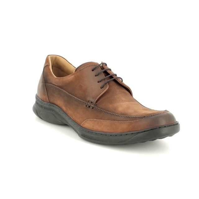 Savelli Casual Shoes - Brown nubuck - 04613/20 FLOATER LACE