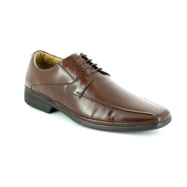 Savelli Formal Shoes - Brown - 06609/20 FRANCIS LACE