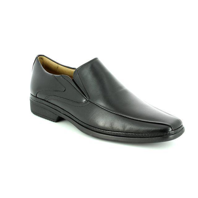Savelli Formal Shoes - Black - 06611/30 FRANCIS SLIPON