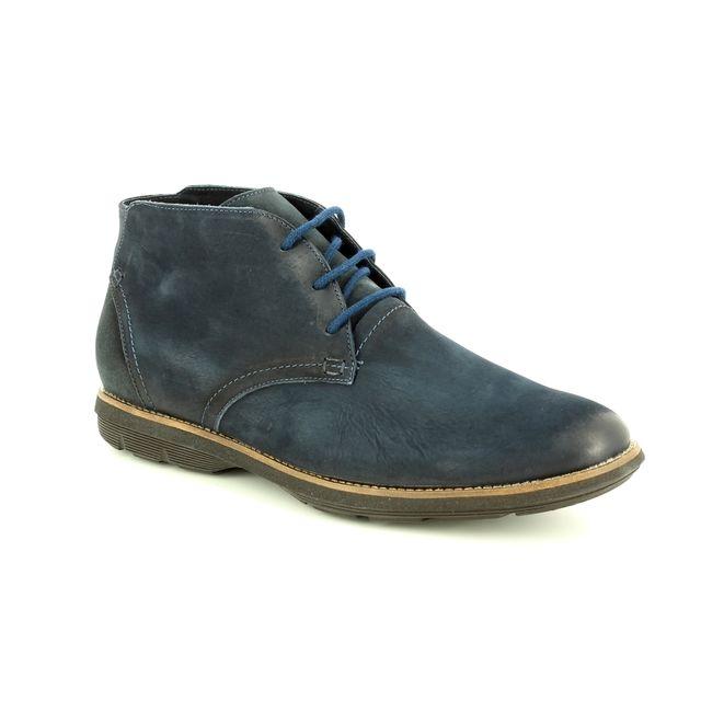 Savelli Boots - Navy nubuck - 01100/70 ROY