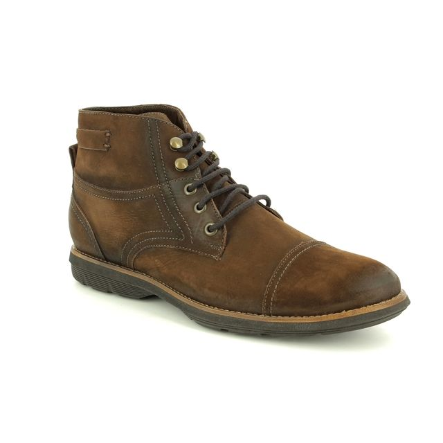 Savelli Boots - Brown nubuck - 01118/20 ROYELLI
