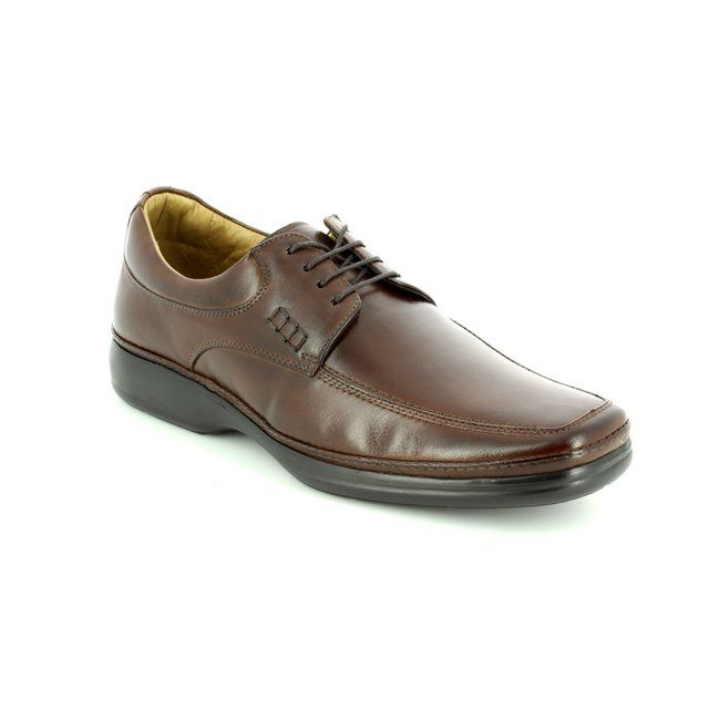 Savelli Formal Shoes - Brown - 04015/20 SWIFT LACE