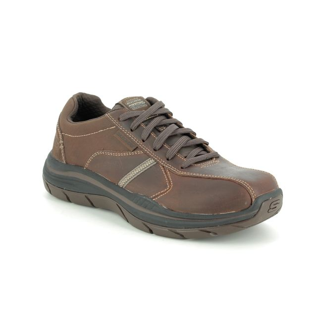 Skechers Casual Shoes - Brown - 66419 BELFAIR EXPECT