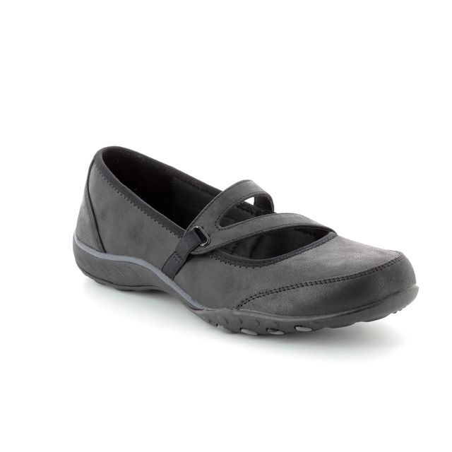 Skechers Mary Jane Shoes - Black - 23209 CALMLY