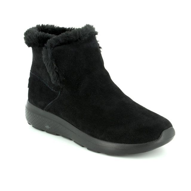 Skechers Ankle Boots - Black - 14610 CITY BUNDLE