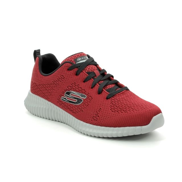 Skechers Trainers - Red-black - 52871 CLEAR LEAF