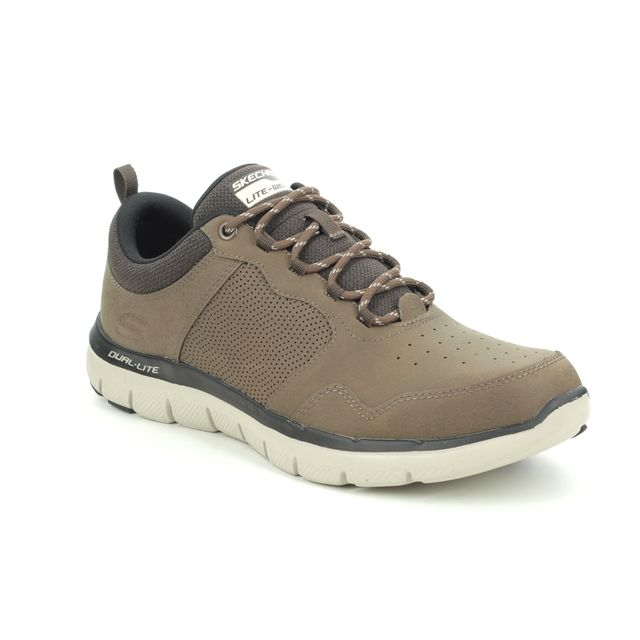 Skechers Trainers - Chocolate brown - 52124 DALI FLEX ADVANTAGE