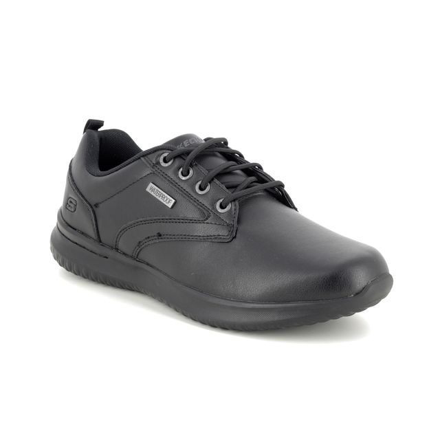 Skechers Formal Shoes - Black - 65693 DELSON ANTIGO