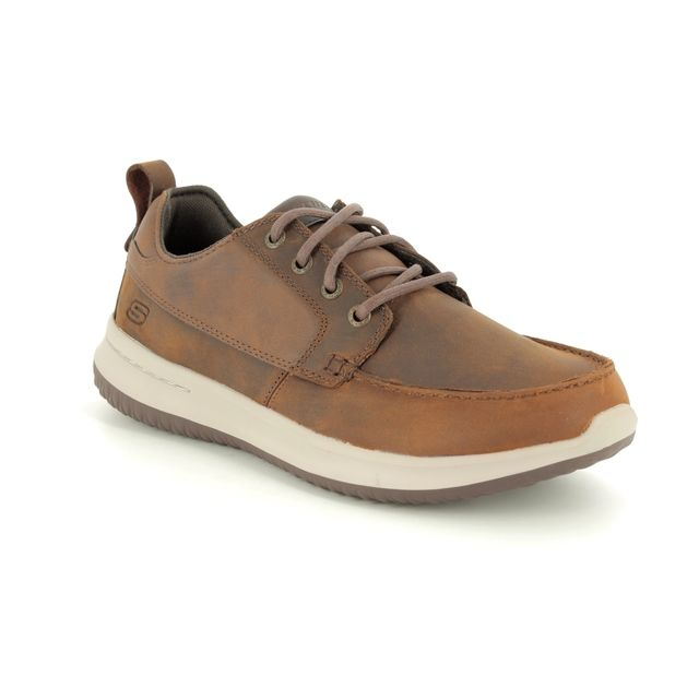 Skechers Casual Shoes - Brown - 65869 DELSON ELMINO