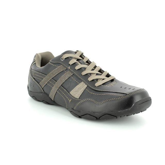 Skechers Casual Shoes - Black - 65025 DIAMETER HENSO