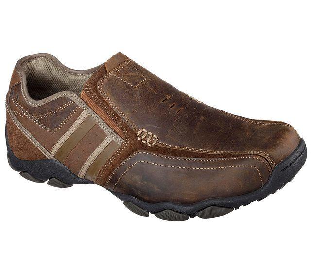Skechers Casual Shoes - Brown - 64275 DIAMETER ZINROY