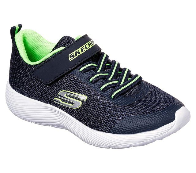 Skechers Trainers - Navy - 98120L DYNA-LITE INF