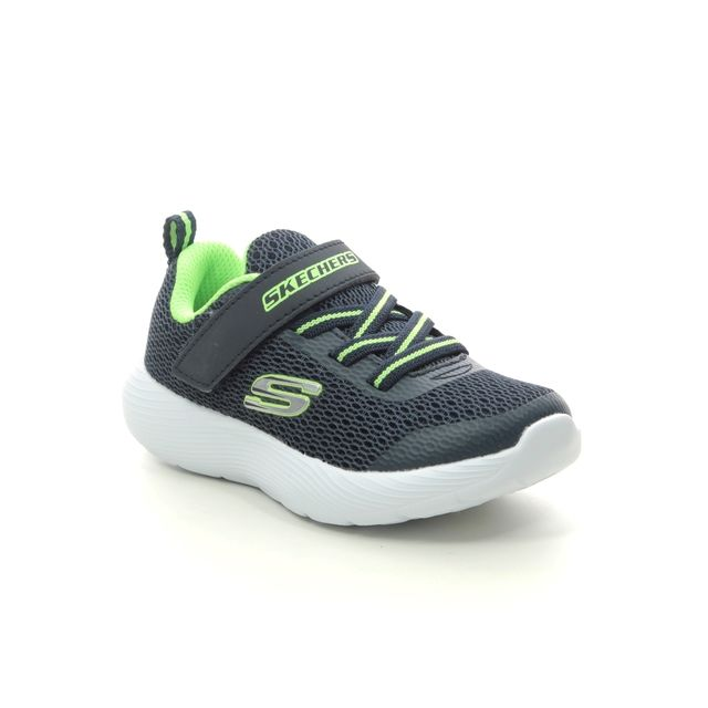 Skechers Trainers - Navy - 98120N DYNA-LITE INF