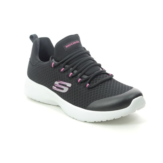 Skechers Trainers - Black-white - 81017L DYNAMIGHT