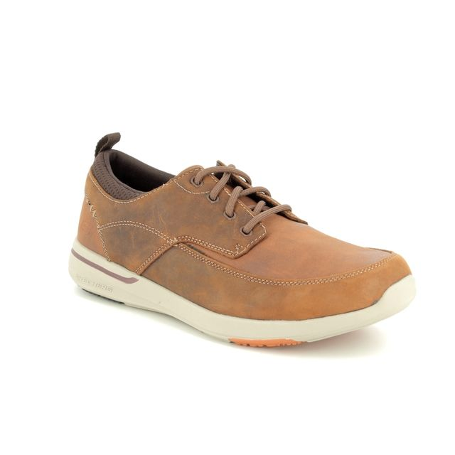 Skechers Casual Shoes - Brown - 65727 ELENT LEVEN