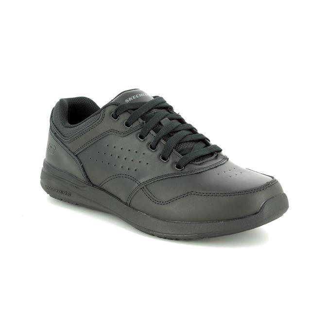 Skechers Casual Shoes - Black - 65406 ELENT VELAGO