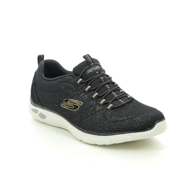 Skechers Trainers - Navy Rose Gold - 149271 EMPIRE GRACE RELAXED
