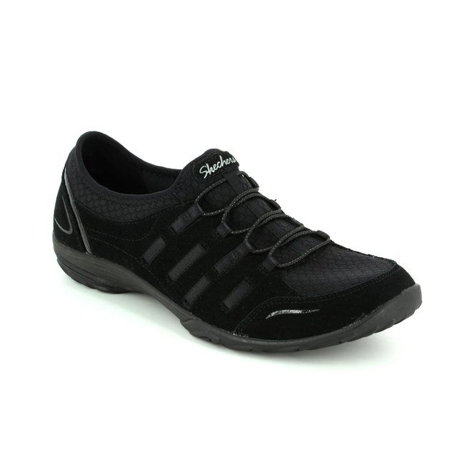 Skechers Lacing Shoes - Black - 23103 EMPRESS