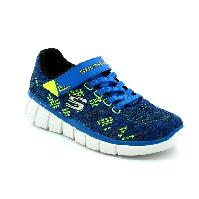 Skechers Everyday Shoes - Blue - 97379/357 EQUALIZER 2