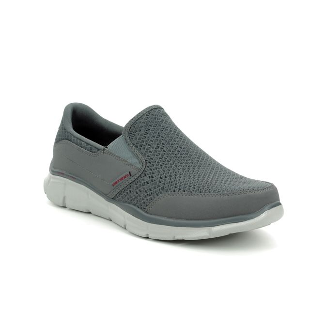 Skechers Trainers - Charcoal - 51361 EQUALIZER PERSISTENT