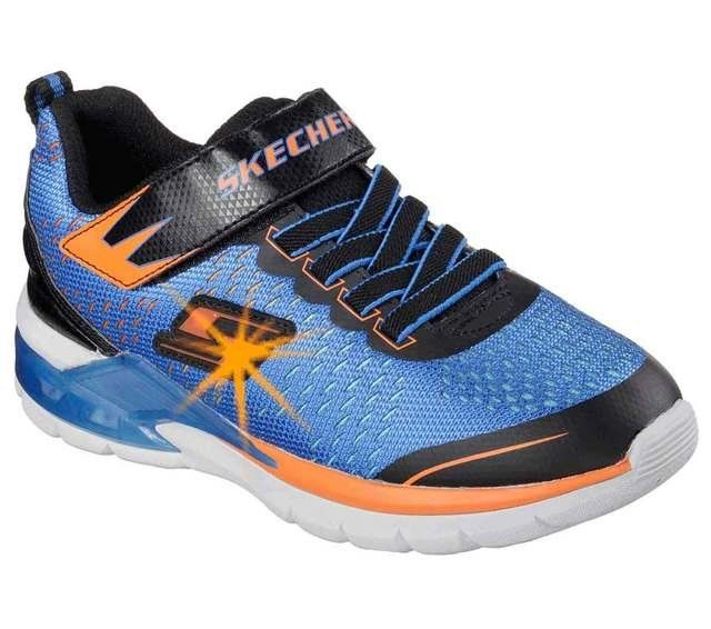 Skechers Erupters Lava 90551 BLOR Blue-Orange first shoes