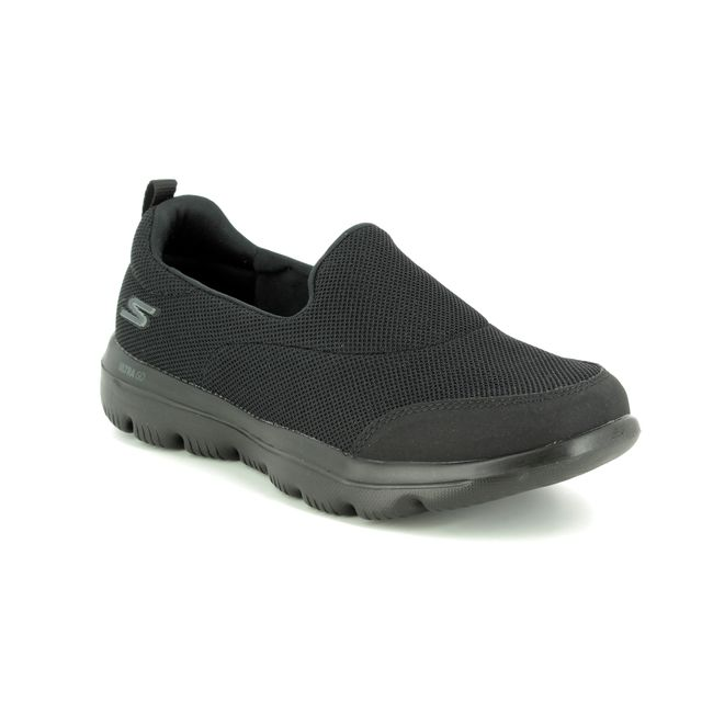 Skechers Trainers - Black - 15730 EVOLUTION ULTRA RAPIDS