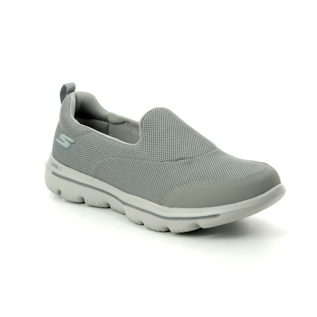 Skechers Trainers - Grey - 15730 EVOLUTION ULTRA RAPIDS