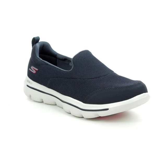 Skechers Trainers - Navy - 15730 EVOLUTION ULTRA RAPIDS