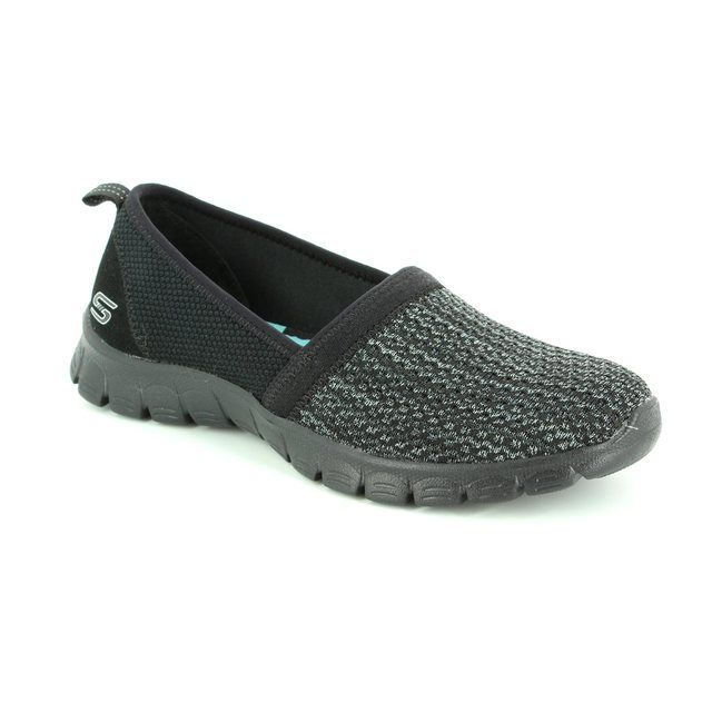 Skechers Trainers - Black - 23400 EZ FLEX 3