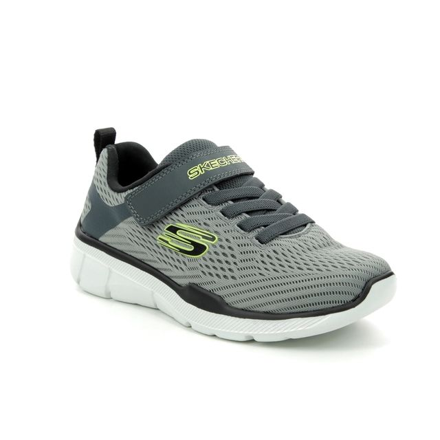 Skechers Trainers - Grey - 97923 FINAL MATCH