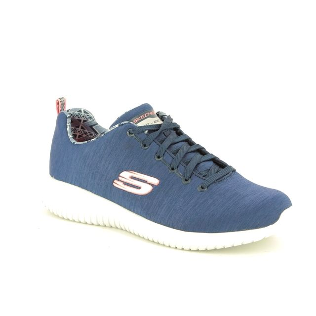 Skechers Trainers - Navy - 12834 FIRST CHOICE