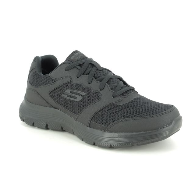 Skechers Trainers - Black - 232225 FLEX ADVANTAGE 4.0