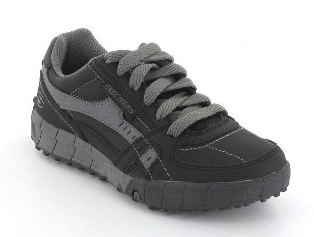 Skechers Floater 91634 BBK Black everyday shoes