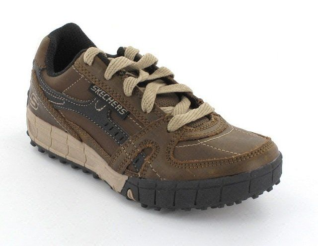Skechers Everyday Shoes - Brown - 91634/42 FLOATER 91634