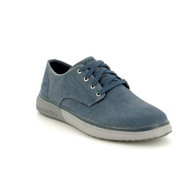 Skechers Casual Shoes - Navy - 65371 FOLTEN BRISOR
