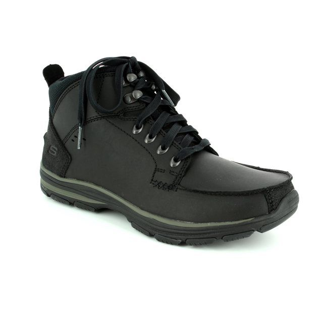 Skechers Boots - Black - 65169 GARTON DODSON