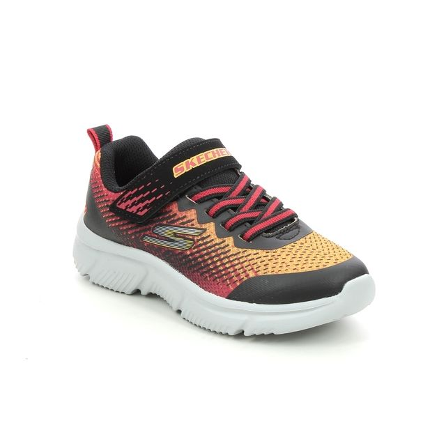 Skechers Trainers - Black-red combi - 405035L GO RUN 650