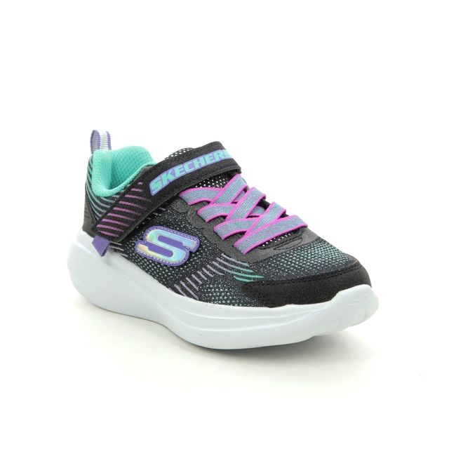 Skechers Trainers - Black - 302403L GO RUN FAST JAM