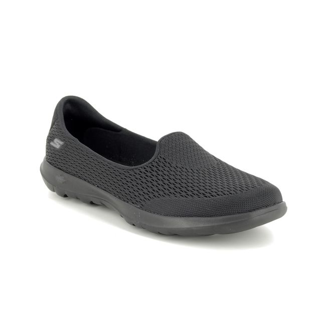 Skechers Trainers - Black - 15410 GO WALK 5 LITE