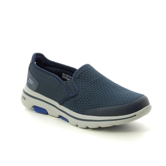 Skechers Go Walk 5 Mens 55510 NVY Navy trainers