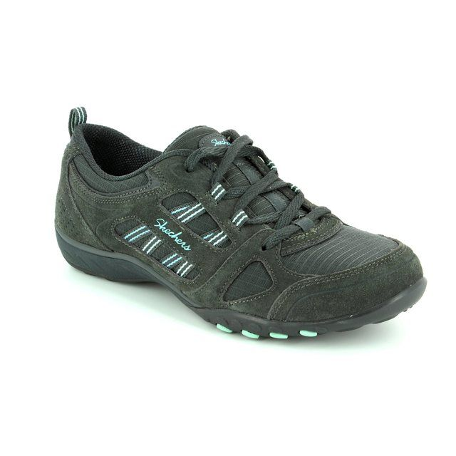 Skechers Lacing Shoes - GREY - 22544/025 GOOD LUCK