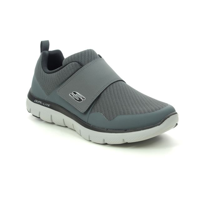 Skechers Trainers - Grey - 52183 GURN