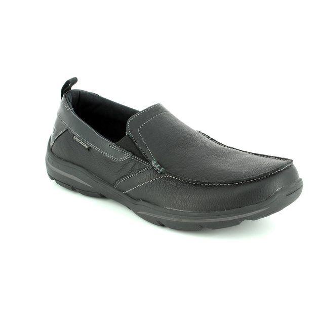 Skechers Casual Shoes - Black - 64858 HARPER FORDE