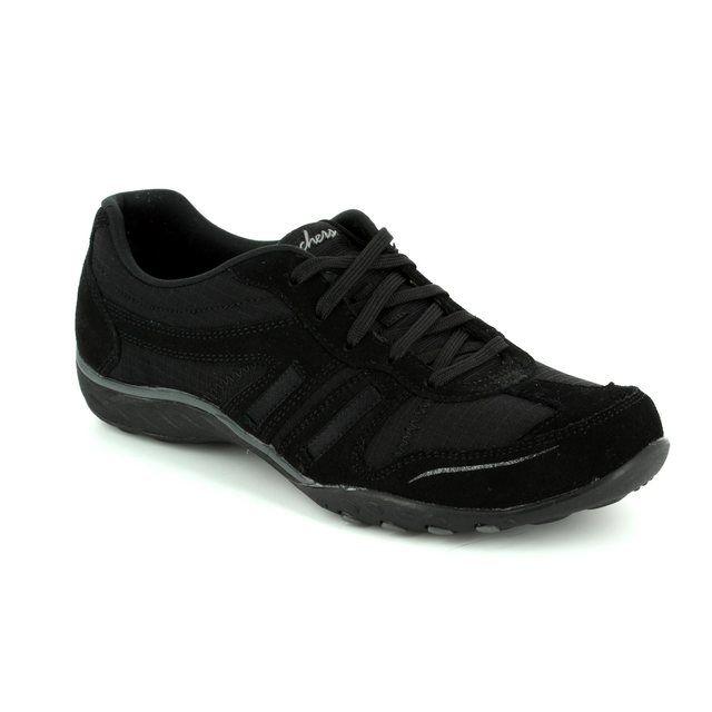 Skechers Lacing Shoes - Black - 22532/017 JACKPOT