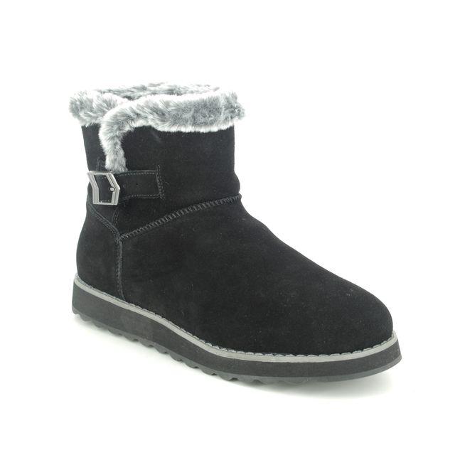 Skechers Ankle Boots - Black - 44620 KEEPSAKES 2.0